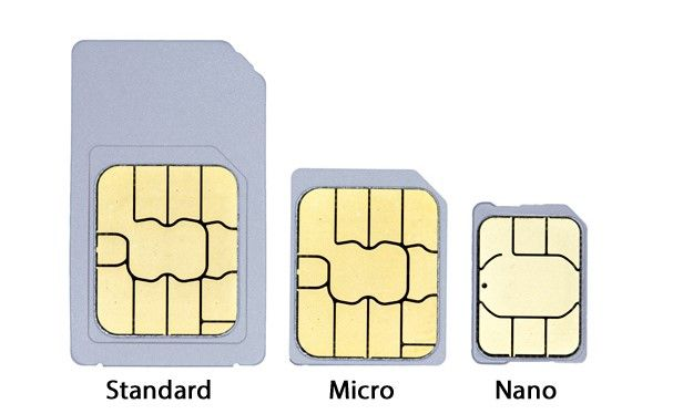 Different Types Of Sim Cards - Kreative Tek Solutions