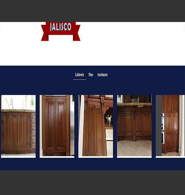 Jalisco Building Supply (Custom Website) - Kreative Tek Solutions