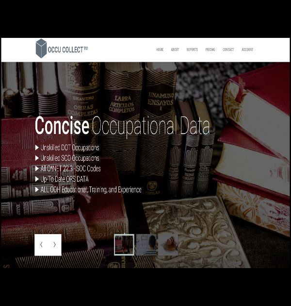 Occu Collect (Custom Subscription Website) - Kreative Tek Solutions