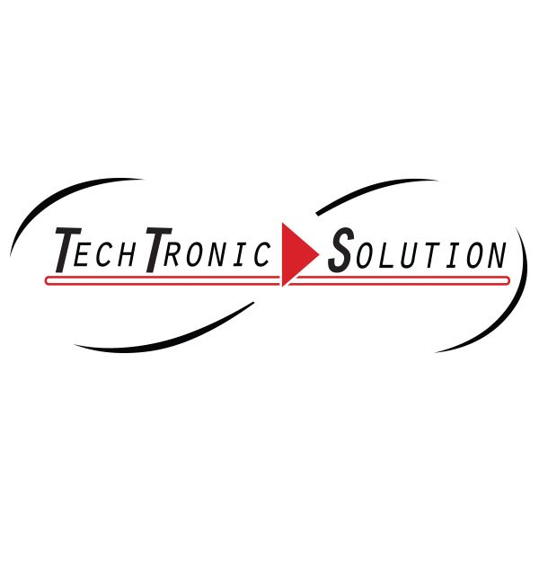 Techtronic Solution (Branding Logo/Business Card) - Kreative Tek Solutions